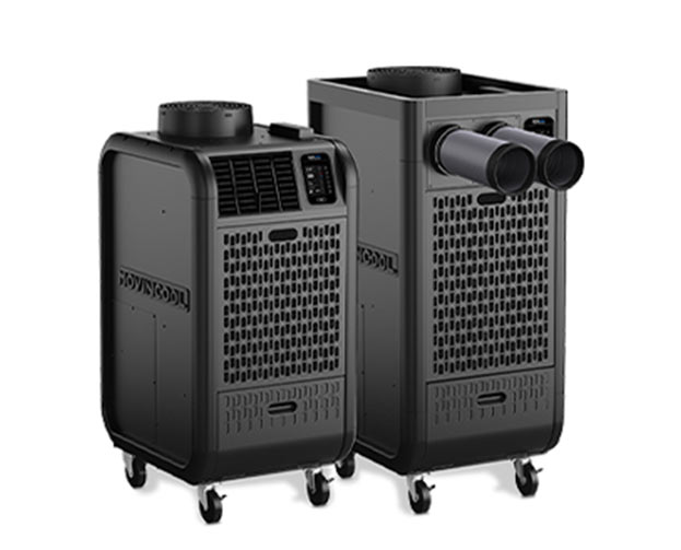 Portable air conditioning unit in Jersey City, NJ from Movin Cool