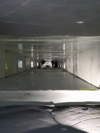 Commercial air duct cleaning in Jersey City, NJ