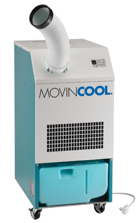 Portable AC Rentals in New York City by Air Ref, Movin Cool