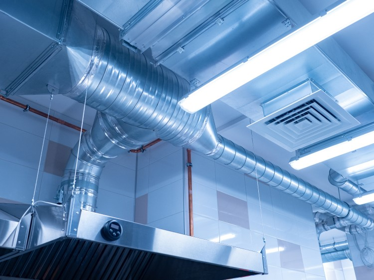 HVAC duct cleaning in New York City